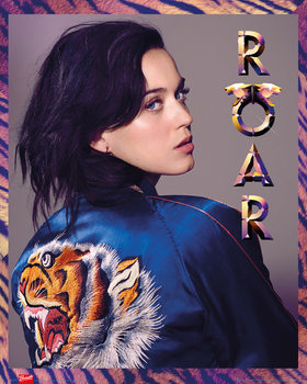 Katy Perry - roar Plakát