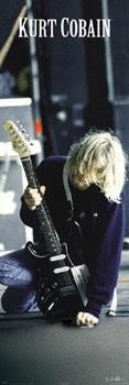 Kurt Cobain - grip Plakát