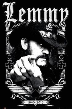 Lemmy - Dates Plakát