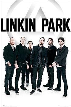 Linkin Park - group Plakát