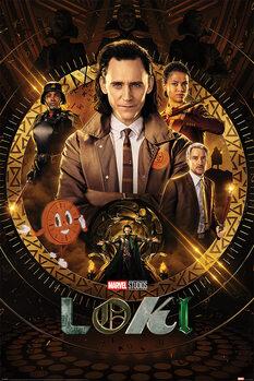 Plakát Loki - Glorious Purpose