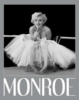 Marilyn Monroe - ballerina Plakát