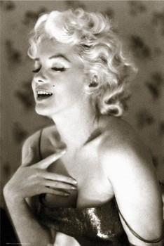 Marilyn Monroe - glow Plakát