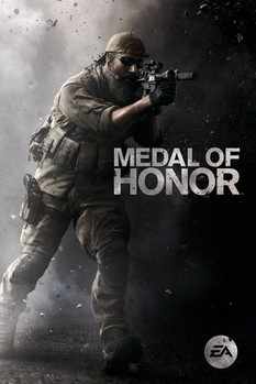 Medal of Honor - assault Plakát