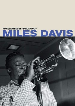 Miles Davis - foto wolf Plakát
