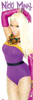 Nicky Minaj - starship Plakát