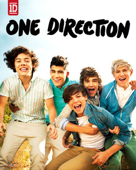 One Direction - album Plakát