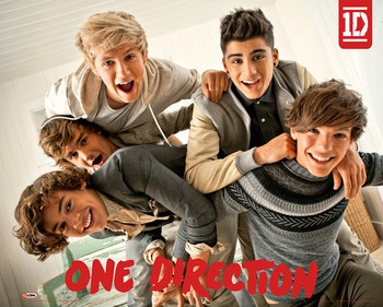 One Direction - bundle Plakát