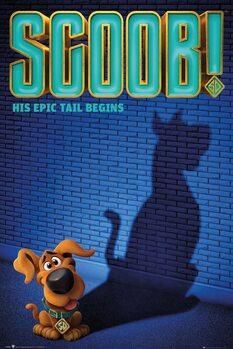 Scoob! - One Sheet Plakát