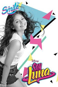 Soy Luna - Smile Plakát