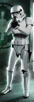 Star Wars - Original Trilogy Stormtrooper Plakát
