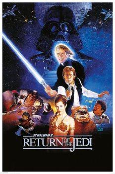 Star Wars: Return Of The Jedi - One Sheet Plakát