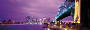 Sydney harbour Plakát