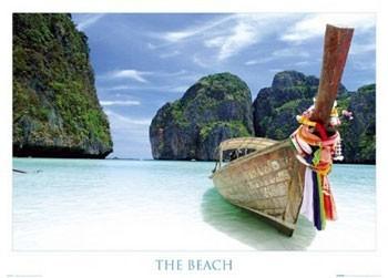 The Beach Plakát
