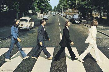 Plakát The Beatles - Abbey Road
