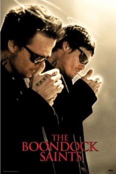 THE BOONDOCK SAINTS - light up Plakát
