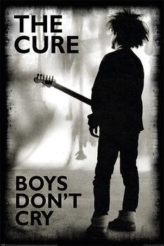 Plakát The Cure - Boys Don't Cry