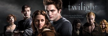TWILIGHT - movie Plakát