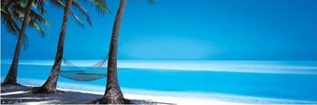 Wish you were here - sea Plakát