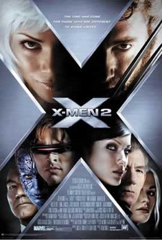X-MEN 2 - international campaign Plakát