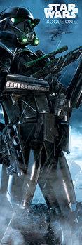 Zsivány Egyes: Egy Star Wars történet - Death Trooper Rain Plakát