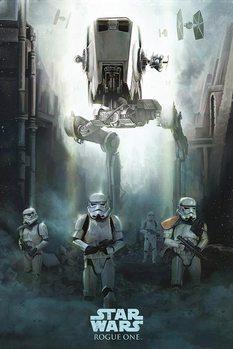 Zsivány Egyes: Egy Star Wars történet - Stormtrooper Patrol Plakát