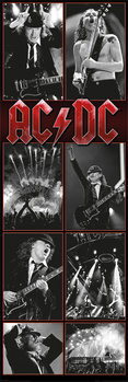 Plakát  AC/DC (Live Montage)