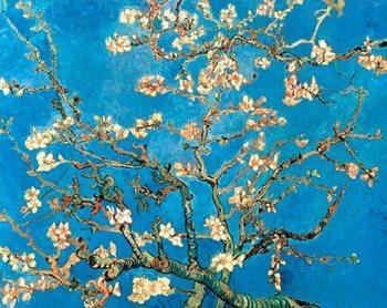 Reprodukcja  Almond Blossom - The Blossoming Almond Tree, 1890