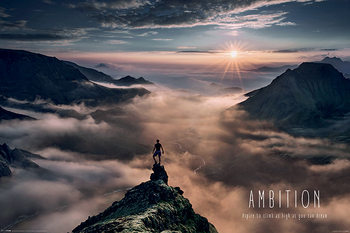 Plakát  Ambition -  2017
