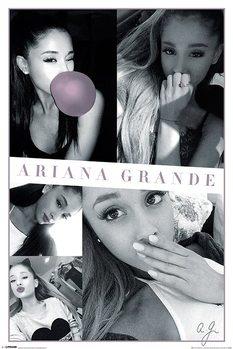 Plakát Ariana Grande - Selfies