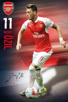 Plakát Arsenal FC - Ozil 15/16