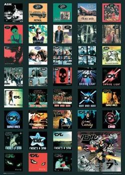 Plakát ASH - covers