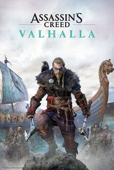 Plakat Assassin's Creed: Valhalla - Standard Edition