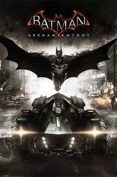 Plakát Batman Arkham Knight - Teaser