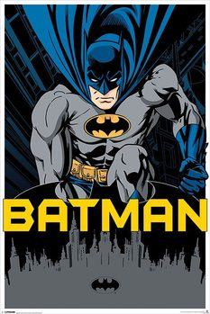 Plakat Batman - City