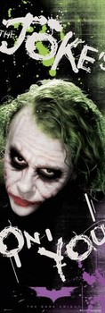 Plakat BATMAN - jokes