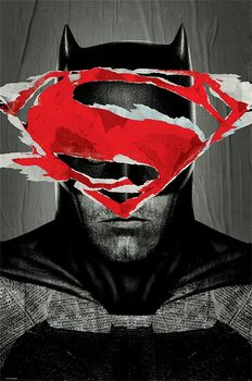 Plakat Batman vs. Superman - Batman Teaser