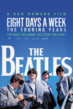 Plakat Beatles - Movie
