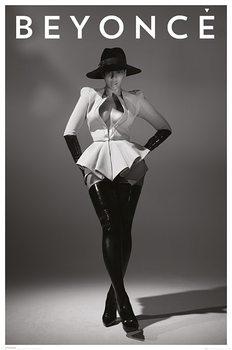 Plakat Beyonce - hat