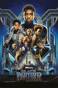 Plakat  Black Panther - One Sheet