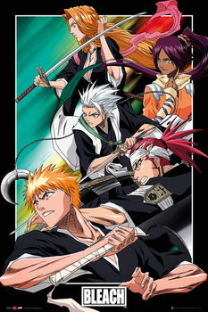 Plakat Bleach - Group