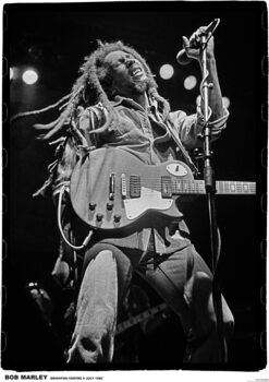 Plakát Bob Marley - Brighton