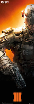 Plakat Call of Duty Black Ops 3 - Soldier