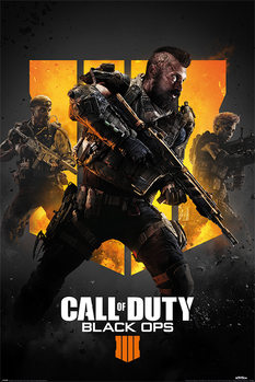 Plakat  Call of Duty: Black Ops 4 - Trio