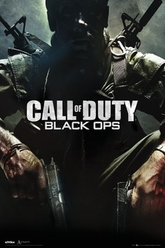 Plakát Call of Duty - black ops cover