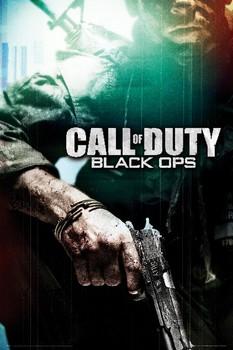 Plakát Call of Duty - black ops