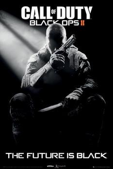 Plakát Call of Duty Black Ops II - cover