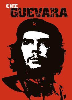 Plakat Che Guevara - red