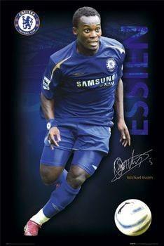Plakát Chelsea - Essien 05/06
