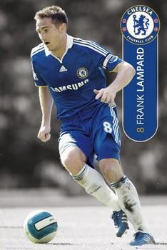 Plakát Chelsea - lampard 08 09